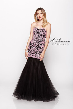 Milano Formals E1976 -  Special Occasion Dress