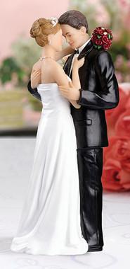 Couple Figurine by Lillian Rose