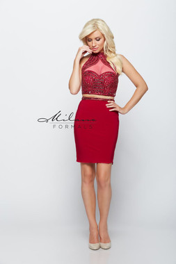 Milano Formals E2034 - Special Occasion Dress