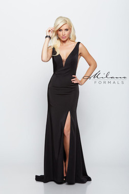 Milano Formals E2044 - Special Occasion Dress