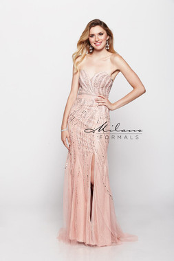 Milano Formals E2047 - Special Occasion Dress