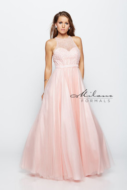 Milano Formals E2057 - Special Occasion Dress