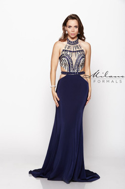 Milano Formals E2060 - Special Occasion Dress
