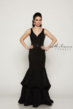 Milano Formals E2064 - Special Occasion Dress
