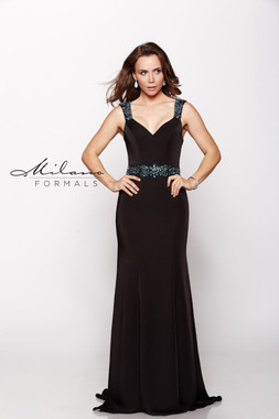 Milano Formals E2065 - Special Occasion Dress