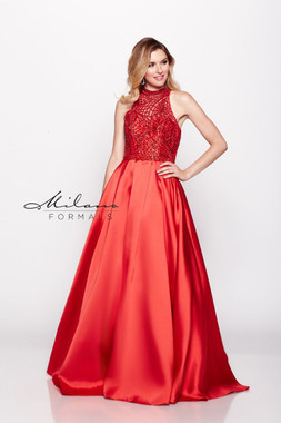 Milano Formals E2069 - Special Occasion Dress