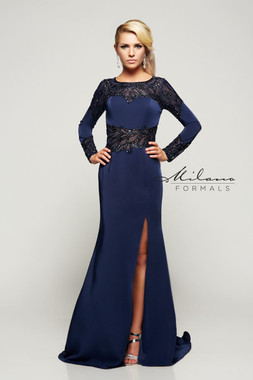 Milano Formals E2074 - Special Occasion Dress