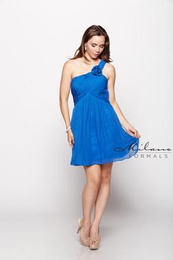 Milano Formals E1730 - Chiffon - Special Occasion Dress