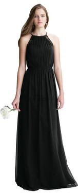 Bill Levkoff Bridesmaid Dress Style 1408 - Corded Lace & Chiffon
