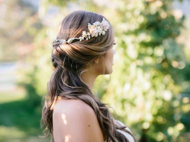 En Vogue Bridal Hair Jewelry HJ1745 - Metal hair