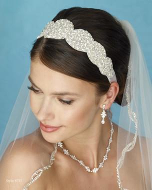 Marionat Bridal Headpieces 8755