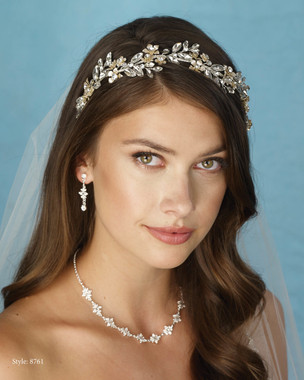Marionat Bridal Headpieces 8761