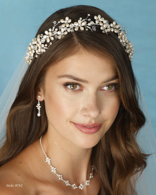 Marionat Bridal Headpieces 8762