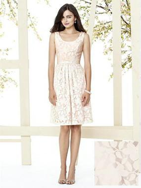 Social Bridesmaids Dress 8155 - Matte Chiffon