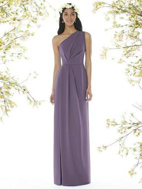 Social Bridesmaids Dress 8156 - Matte Chiffon