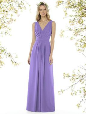 Social Bridesmaids Dress 8157 - Matte Chiffon