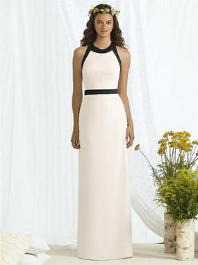 Social Bridesmaids Dress 8163 - Matte Chiffon