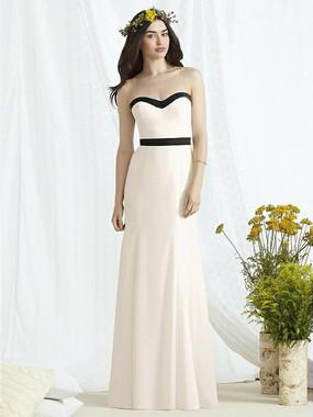Social Bridesmaids Dress 8164 - Matte Chiffon