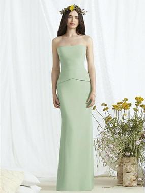 Social Bridesmaids Dress 8165 - Matte Chiffon