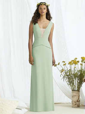 Social Bridesmaids Dress 8166 - Matte Chiffon