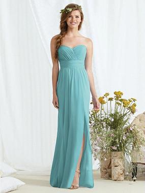Social Bridesmaids Dress 8167 - Matte Chiffon