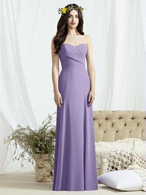 Social Bridesmaids Dress 8168 - Matte Chiffon