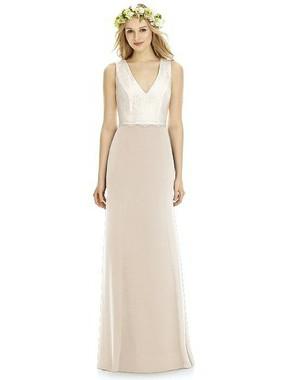 Social Bridesmaids Dress 8172 - Matte Chiffon