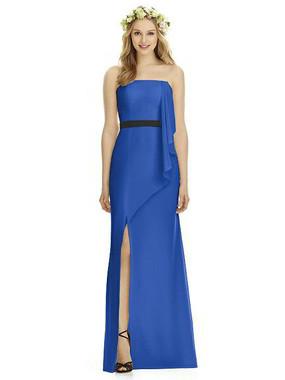 Social Bridesmaids Dress 8174 - Matte Chiffon
