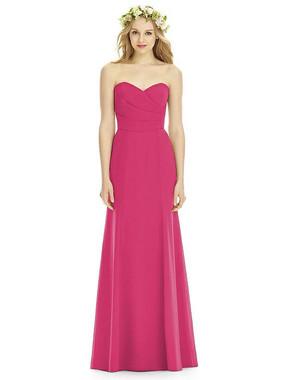 Social Bridesmaids Dress 8176 - Matte Chiffon