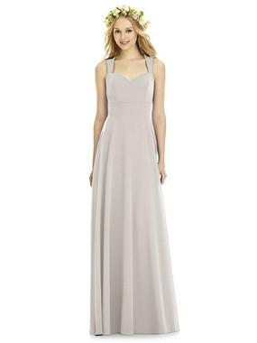 Social Bridesmaids Dress 8177 - Matte Chiffon