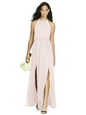 Social Bridesmaids Dress 8179 - Matte Chiffon