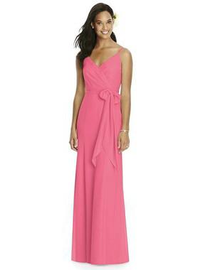 Social Bridesmaids Dress 8181 - Matte Chiffon