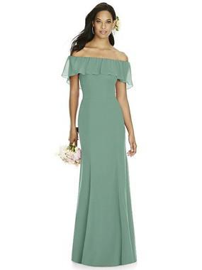 Social Bridesmaids Dress 8182 - Matte Chiffon