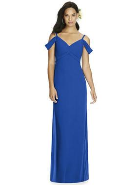 Social Bridesmaids Dress 8183 - Matte Chiffon