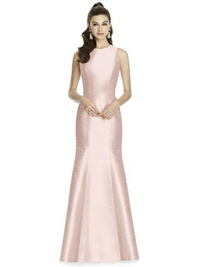 Alfred Sung Dress Style D734 - Dupioni