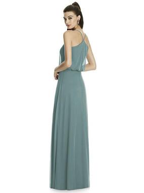 Alfred Sung Dress Style D739 - Chiffon knit