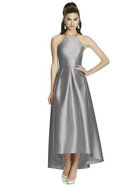 Alfred Sung Dress Style D741 - Sateen Twill