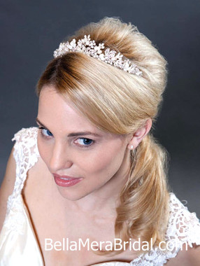 Giselle Bridals Headpiece H204