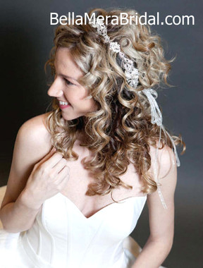 Giselle Bridals Headpiece H207