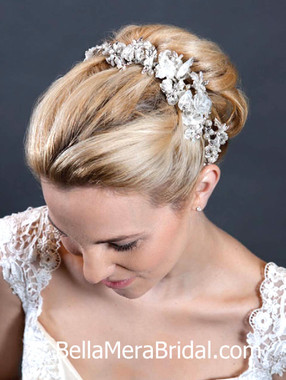 Giselle Bridals Headpiece H208