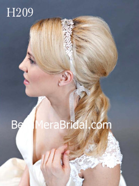 Giselle Bridals Headpiece H209