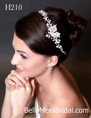 Giselle Bridals Headpiece H210