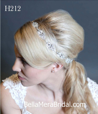 Giselle Bridals Headpiece H212