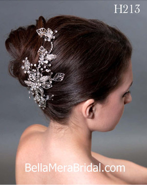 Giselle Bridals Headpiece H213