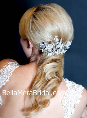 Giselle Bridals Headpiece H214