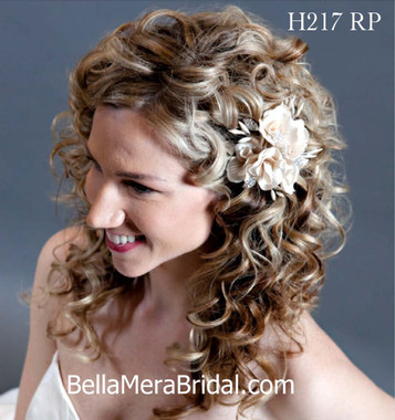 Giselle Bridals Headpiece H217RP(IV)