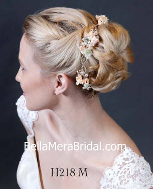 Giselle Bridals Headpiece H218M(IS)