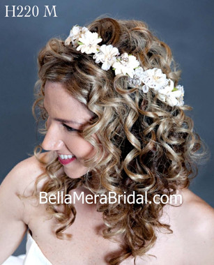 Giselle Bridals Headpiece H220M(IV)