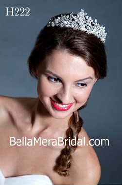 Giselle Bridals Headpiece H222