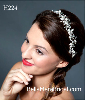 Giselle Bridals Headpiece H224